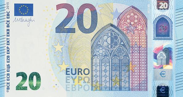billet de 20 euros